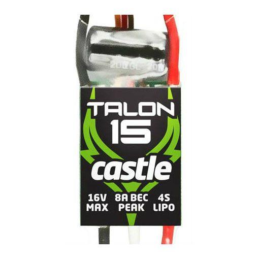 Talon 15, 15AMP ESC, 4S MAX, HD BEC