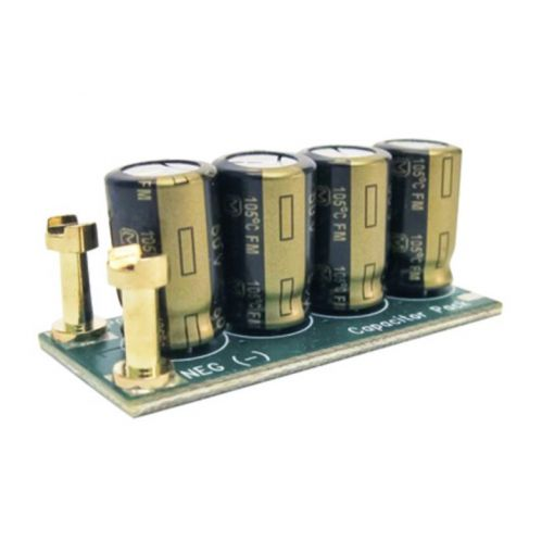 CC CapPac 50V Capacitor Pack
