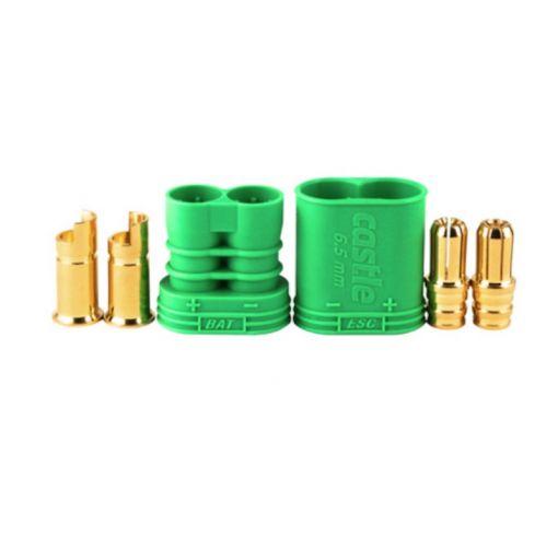 CC Polarized Bullet Connector, 6.5mm 011-0053-00