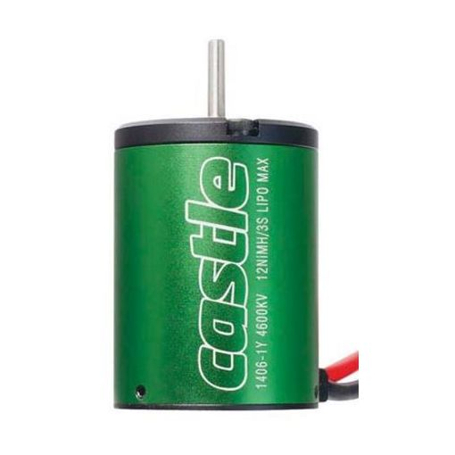 1/10 1406 Series Brushless Motor 4600kV