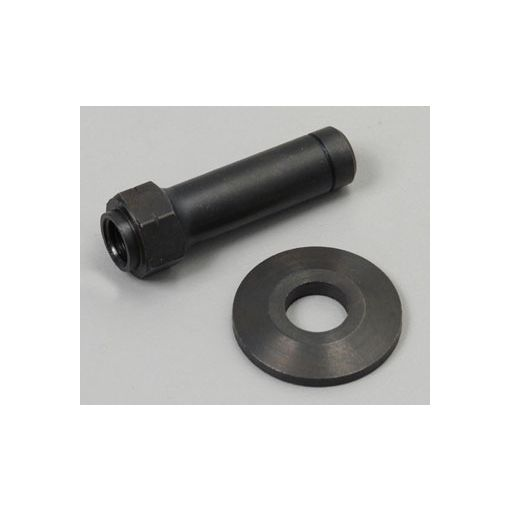 ADAPTER NUT  EXTRA LONG 8x1.25mm
