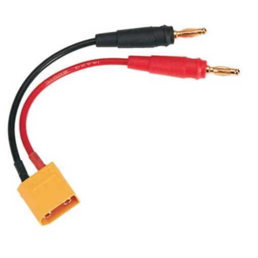 Charge Lead Banana Plugs To XT90 Male