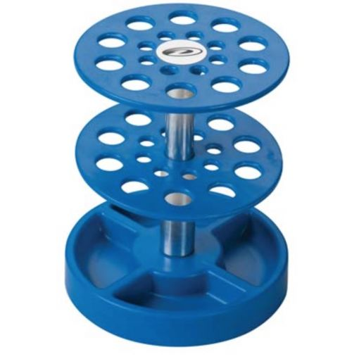 PIT TECH DLX TOOL STAND BLUE