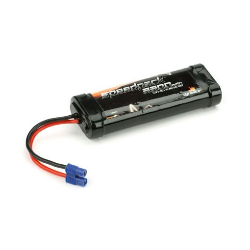 Speedpack 3300mAh Ni-MH 6-Cell Flat with EC3 Connector