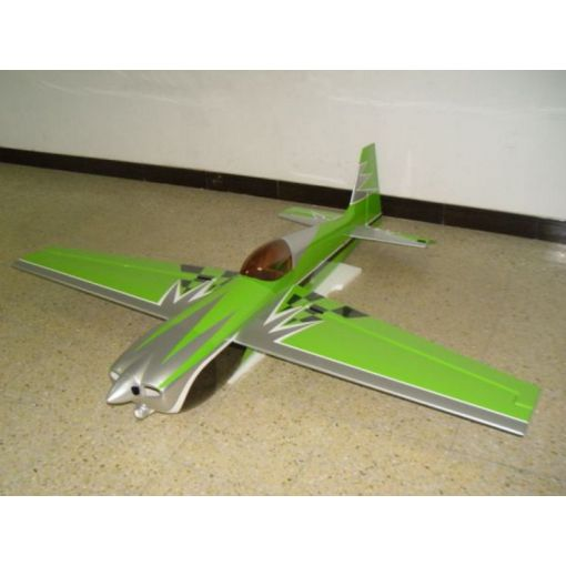 "EDGE 540 50CC 87"" CF version E540-CH5 Green Silver"