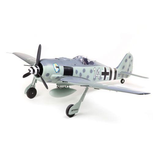 Focke-Wulf Fw190A 1.5m BNF Basic with Smart