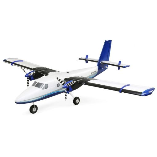 Twin Otter BNF Basic w/Floats