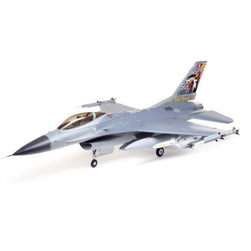 F-16 Falcon 80mm EDF w/SMART BNF-B and SAFE Select