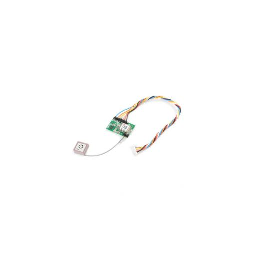 GPS Unit and Antenna (small)