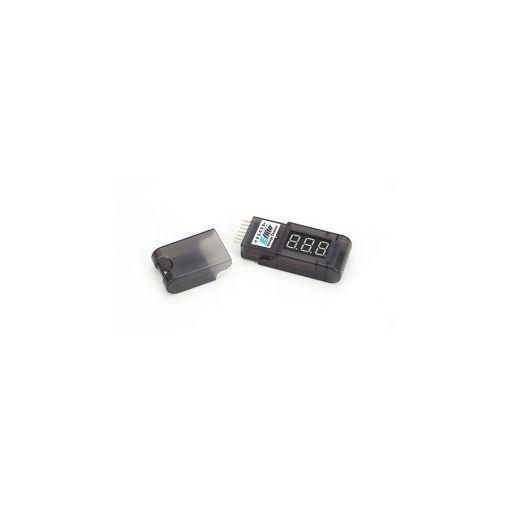 Li-Po Cell Voltage Checker