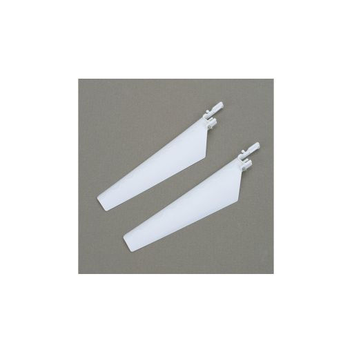 Lower Main Blade Set, White (1 pr): BMCX