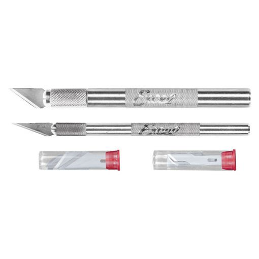 Hobby Knife Set:K1 & K2 with #10 Blades