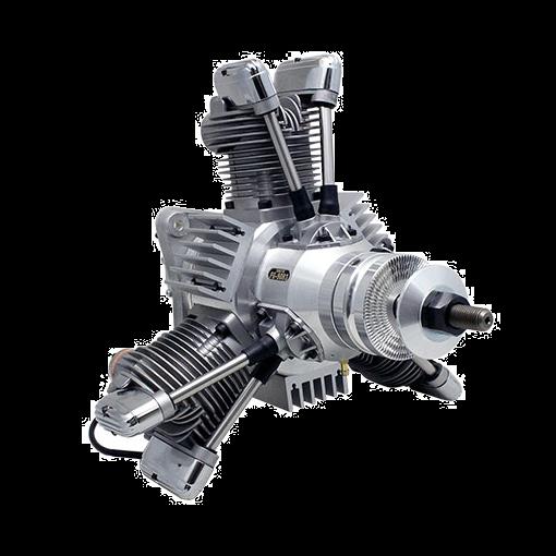 FG-90R3 90cc 3-Cylinder Gasoline Radial Engine