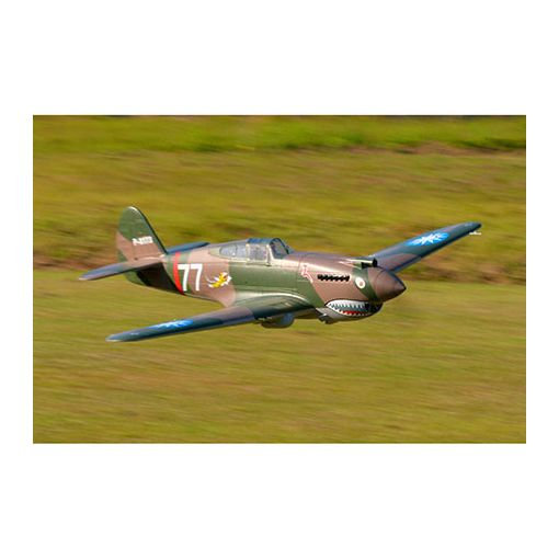 FMS P-40B, PNP, 1400mm