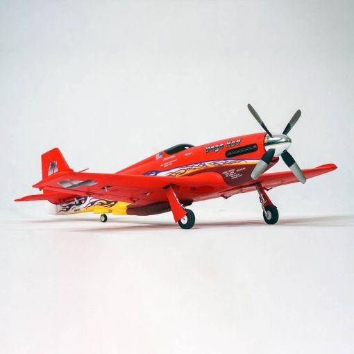 P-51D Mustang Dago Red 1100mm PNP