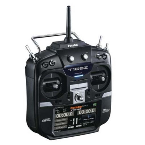 16SZH 2.4G R7008SB Heli FASSTest Telemetry