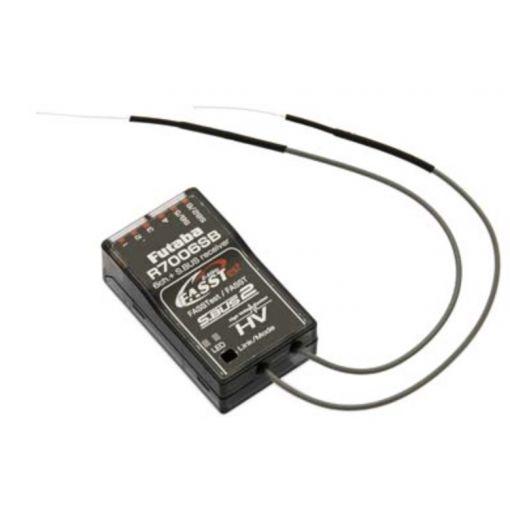 R7006SB 2.4G 6CH RX FASSTEST