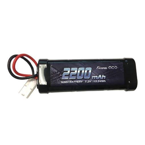 2200mAh 7.2V  NiMH: TAM