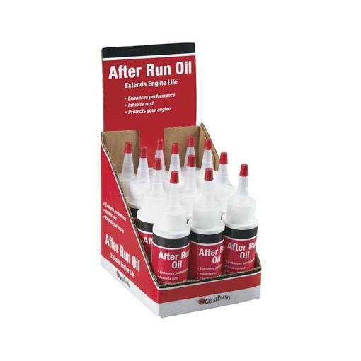 AFTER RUN OIL