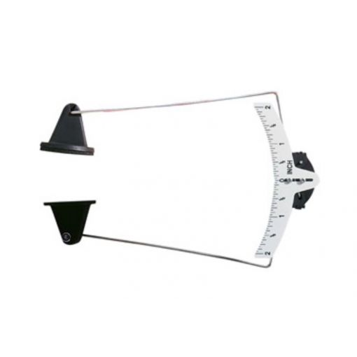 Accu-Throw Deflection Meter