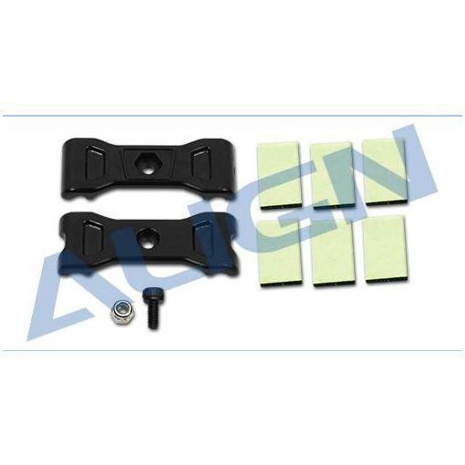 450L Tailboom Support Rods Reinforcement Plates Set