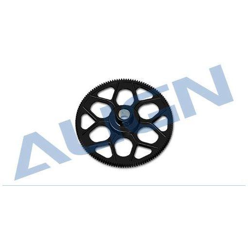131T M0.8 Autorotation Tail Drive Gear-Black