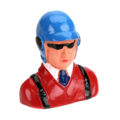 1/9  Pilot, with Helmet, Glasses & Tie