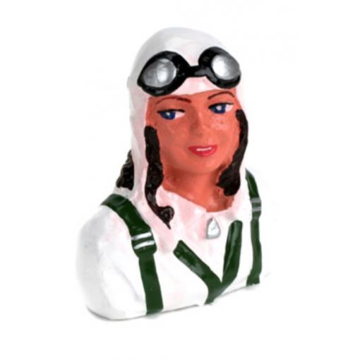 1/9  Pilot, \'Meredith\' with Helmet & Goggles