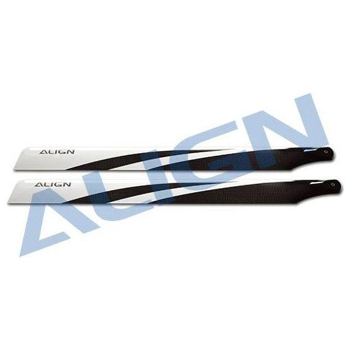 550 3G Carbon Fiber Blades