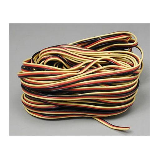 Servo Wire 50' 3 Color