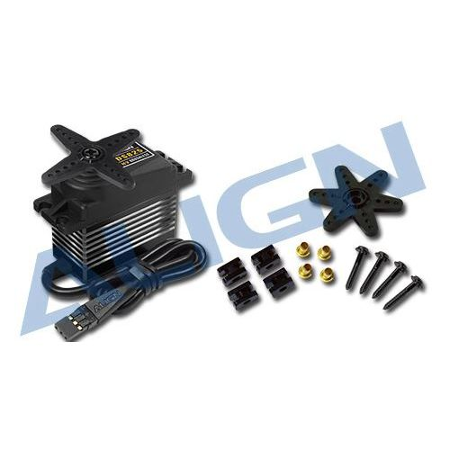 DS825M High Voltage Brushless Servo