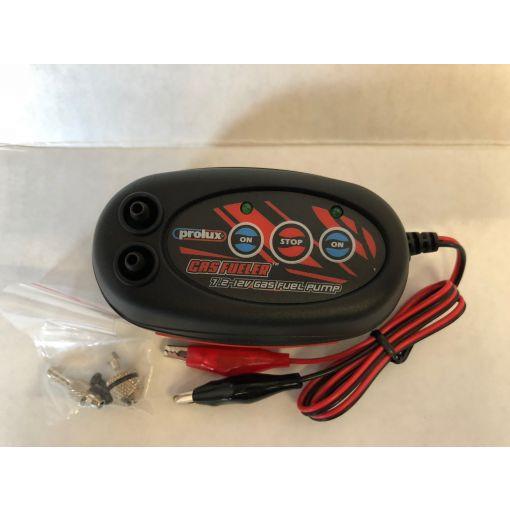 Fast Fueller 7.2-12V Electric Gas Fuel Pump - Gaz or Nitro