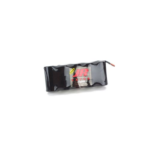Extra Receiver Pack 2500mAh 6.0V NiCd Flat