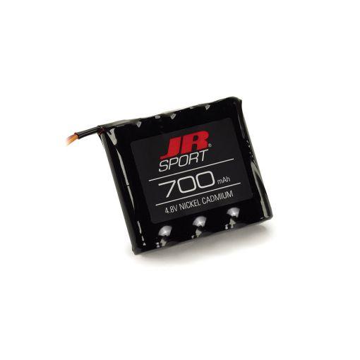 4.8V 700mAh NiCd Battery Flat