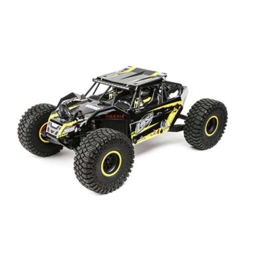 1/10 4wd Rock Racer RTR AVC Yellow