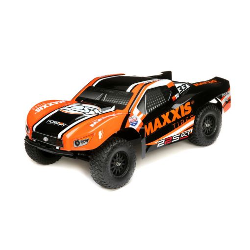 1/10 22S Maxxis 2WD SCT Brushless RTR, AVC