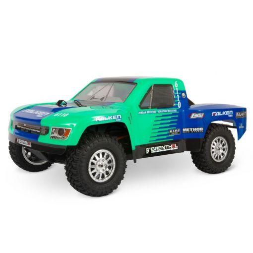 1/10 Tenacity TT Pro, Falken, Smart ESC: 4WD RTR