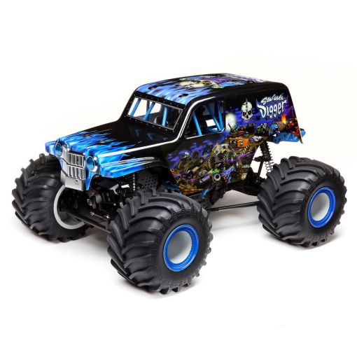 1/10 LMT:4wd Solid Axle Monster Truck, SonUvaDigger:RTR
