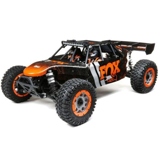 1/5 DBXL-E 2.0: 4wd SMART Electric RTR - FOX