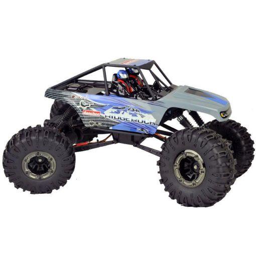 1/10 DANCHEE RIDGEROCK electric Rock Crawler - 4 Wheel Steering Blue/Gray