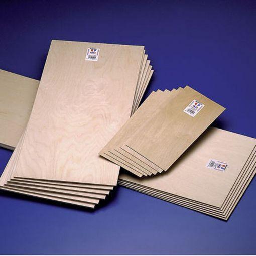Plywood 3/32 x 6 x 12 (pcs)