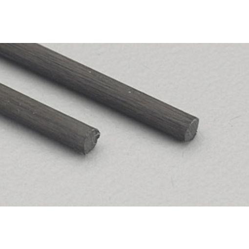 Carbon Fiber Rod .098 x 24 inch (2)