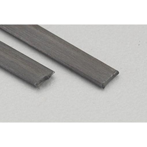 Carbon Fiber Strip .034 x .121 x 24 inch (2)
