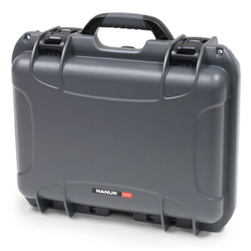Nanuk 930 - W foam Insert - Color: Graphite