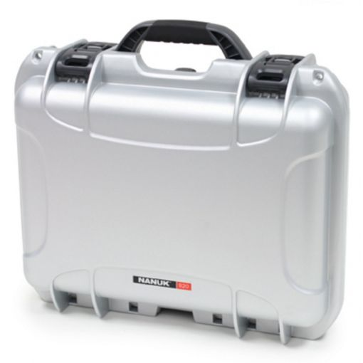 Nanuk 940 - W/O foam Insert - Color: Silver