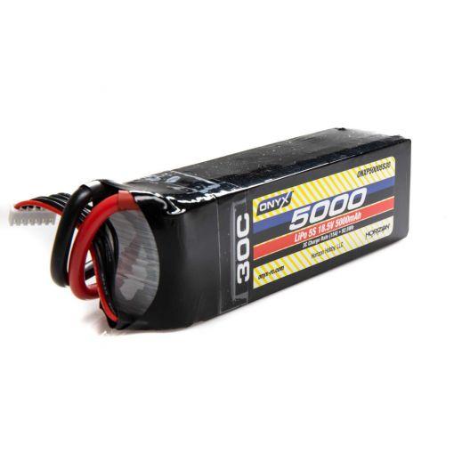 5000mAh 5S 18.5V 30C LiPo, EC5