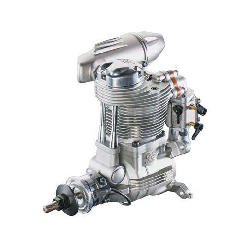 GF40 4-Stroke Gas Single