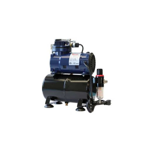 Diaphragm Compressor with Tank & Regulator