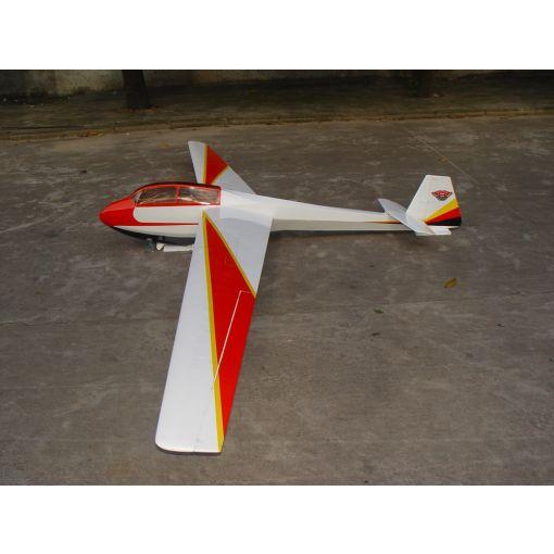 "BERGFALKE55-216"" Glider Scheme - White"
