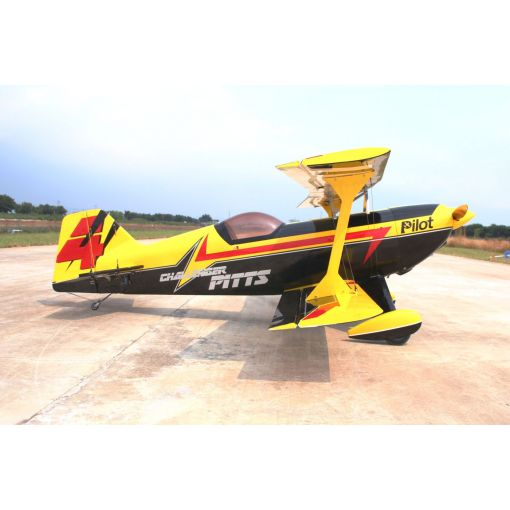 Pitts Challenger – 87″ (100cc) color 02